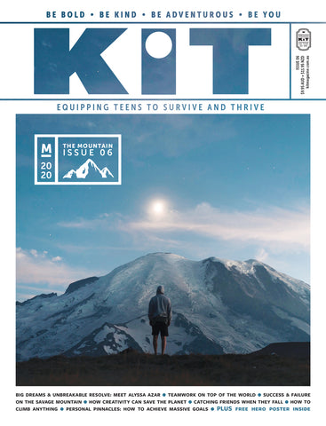 KIT Magazine Issue 6 - The Mountain Issue