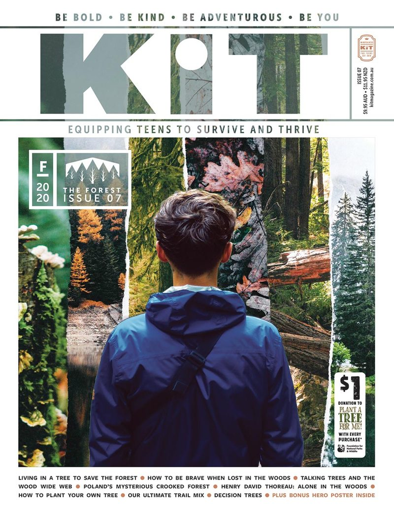 KIT Magazine magazine cover