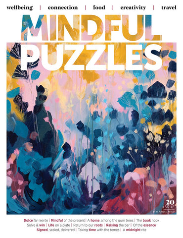 Mindful Puzzles Issue 20 - Dolce far niente
