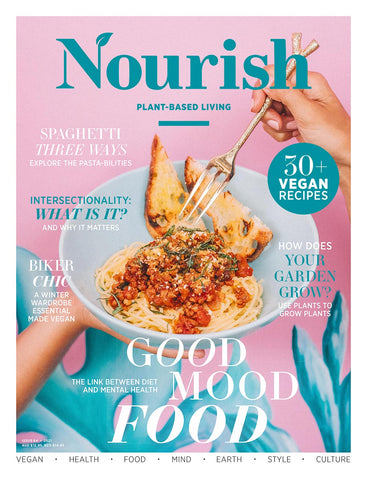 Nourish Magazine Issue 64 - Good mood food