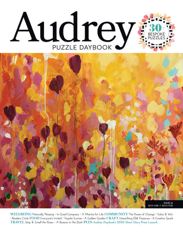 Audrey Magazine Issue 16 - A creative spark