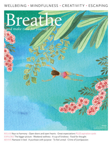 Breathe Magazine Issue 18 - Great expectations (On Sale 02/12/2019)