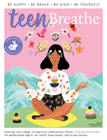 Teen Breathe Magazine Issue 8 - Lovatts Media Magazines