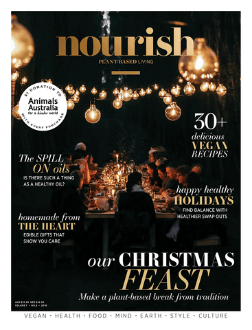Nourish Magazine Vol 7, No.8 - A break from tradition