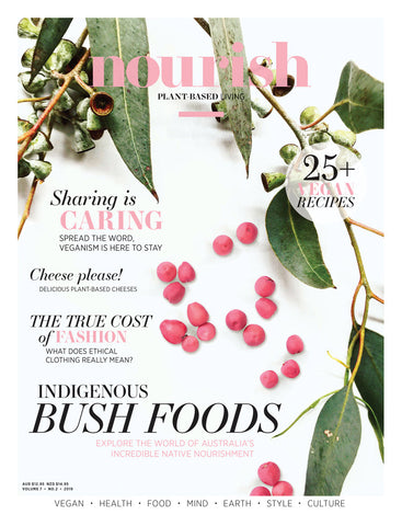nourish magazine Vol 7, No.2 - Lovatts Media Magazines