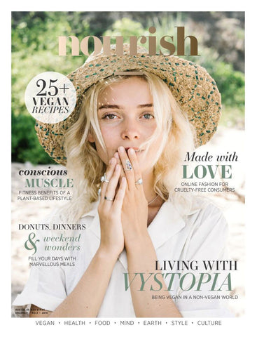 nourish magazine Vol 7, No.3 - Lovatts Media Magazines