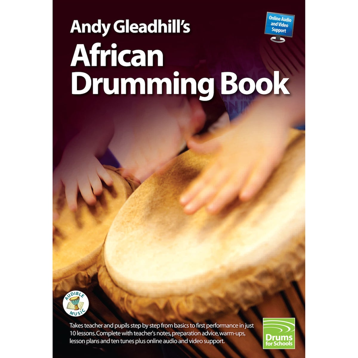 African Drumming – Primary – 10 Player Starter Pack