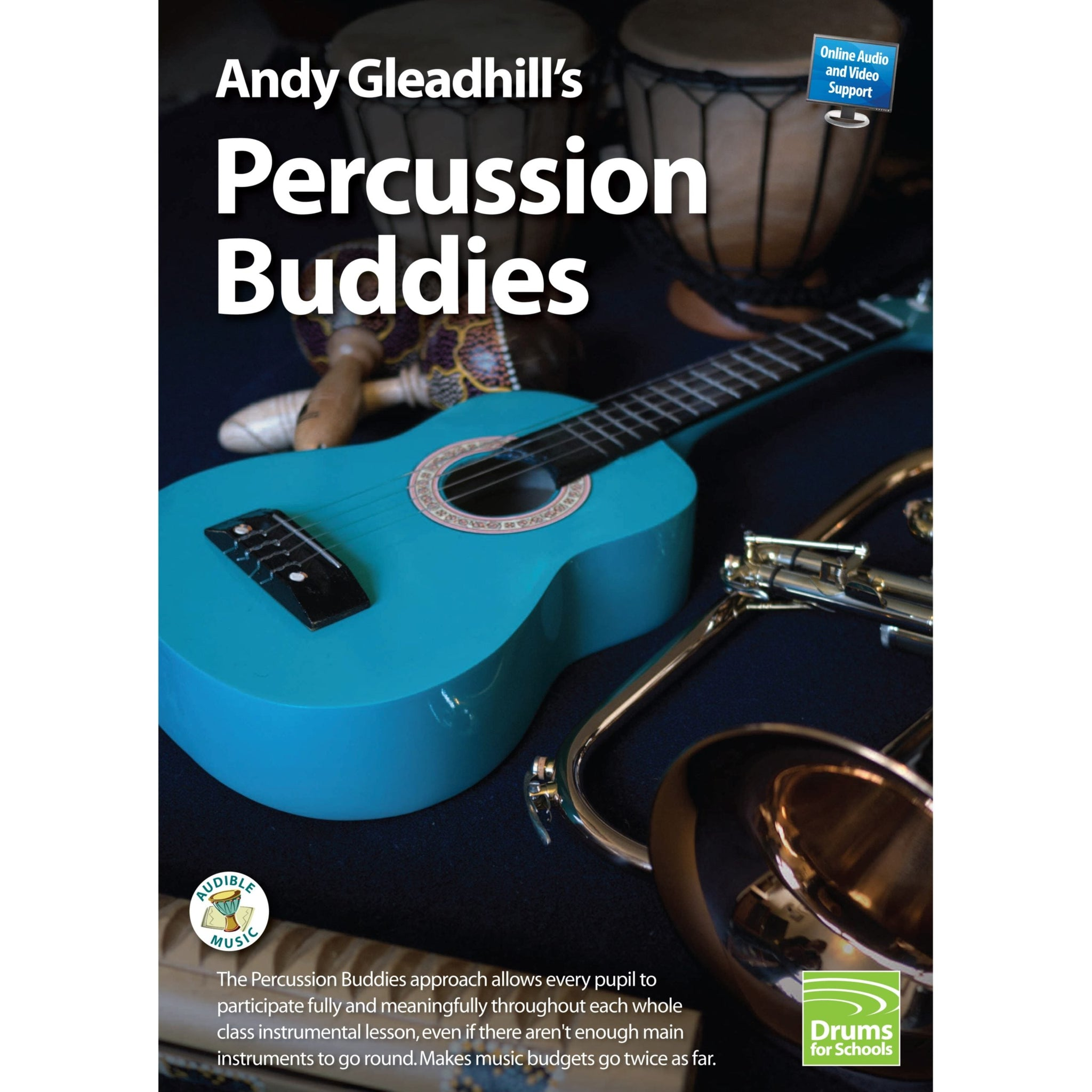 Indonesian Gamelan Standard 15 Player Class Pack – Budget Buddies