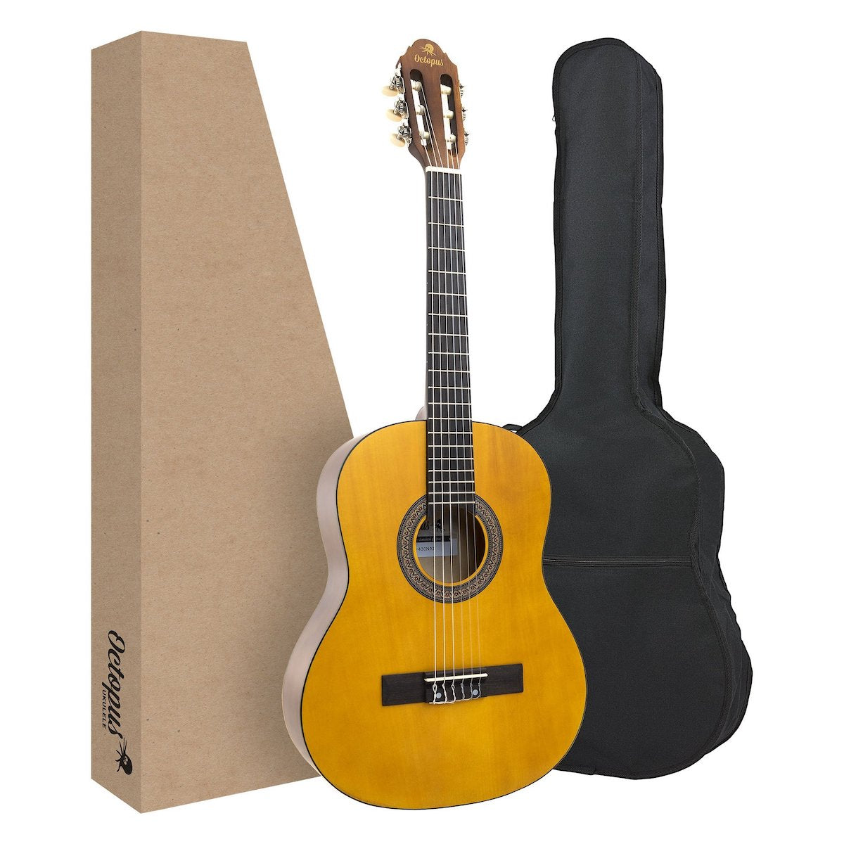 Octopus Classical Guitar (various sizes)