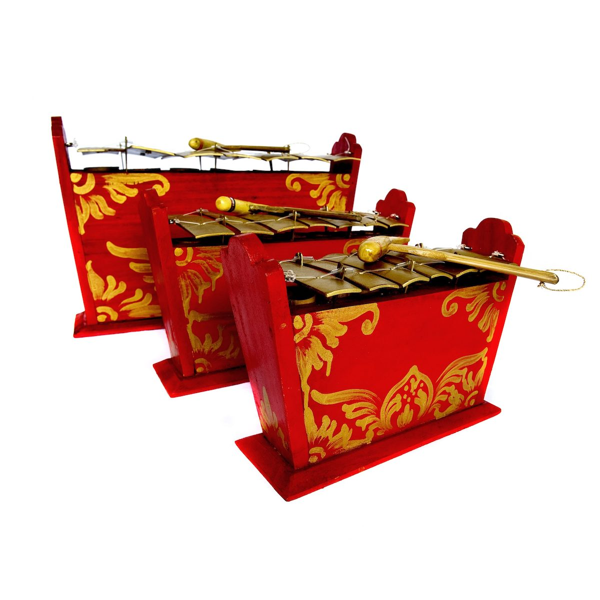 Indonesian Gamelan Standard 30 Player Class Pack – Buddies