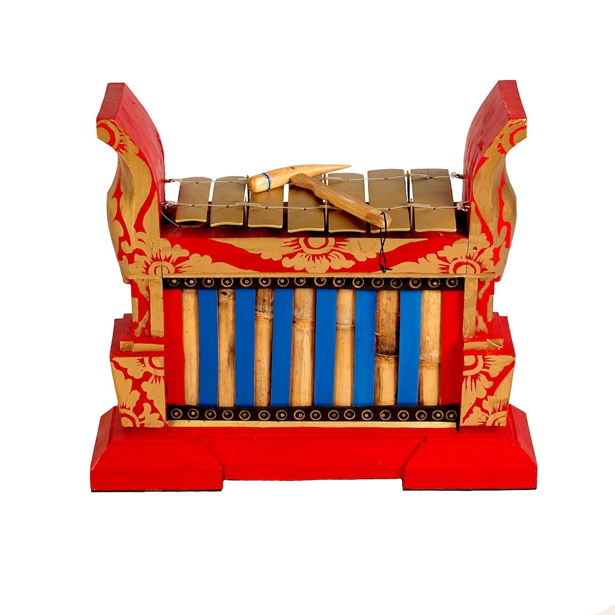 Indonesian Gamelan Premium 15 Player Class Pack – Budget Buddies