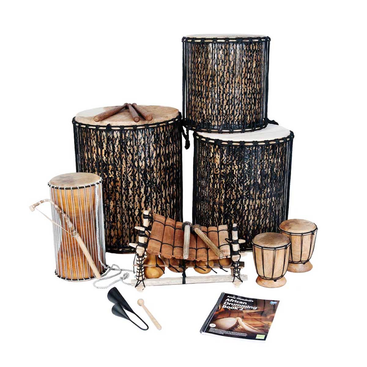 African Drumming Add-on Pack