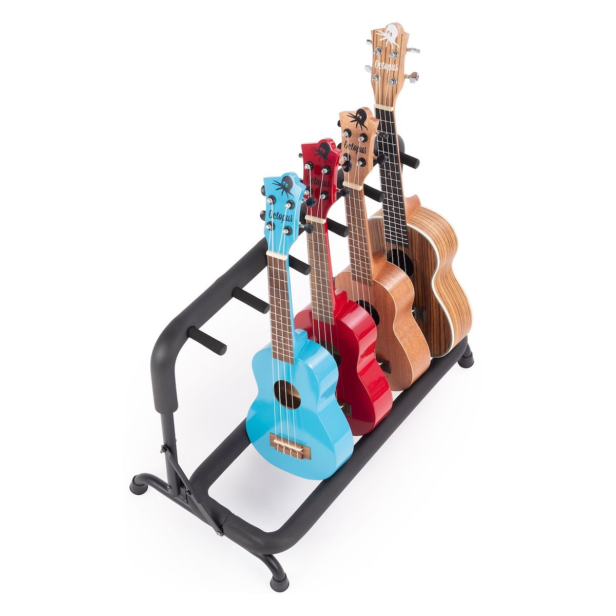 Octopus Universal Stand for Multiple Ukuleles