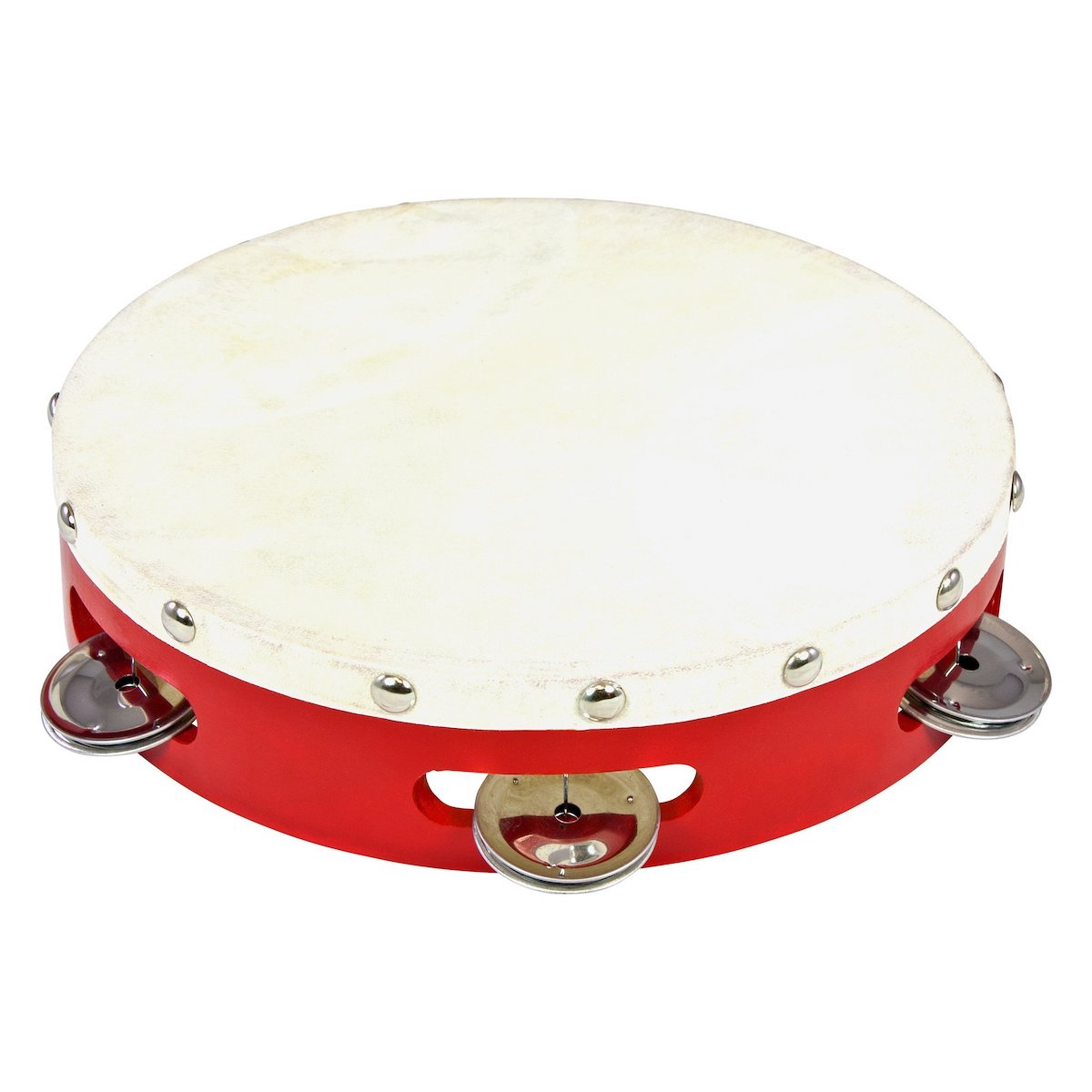 Percussion Plus Tambourine (various sizes)