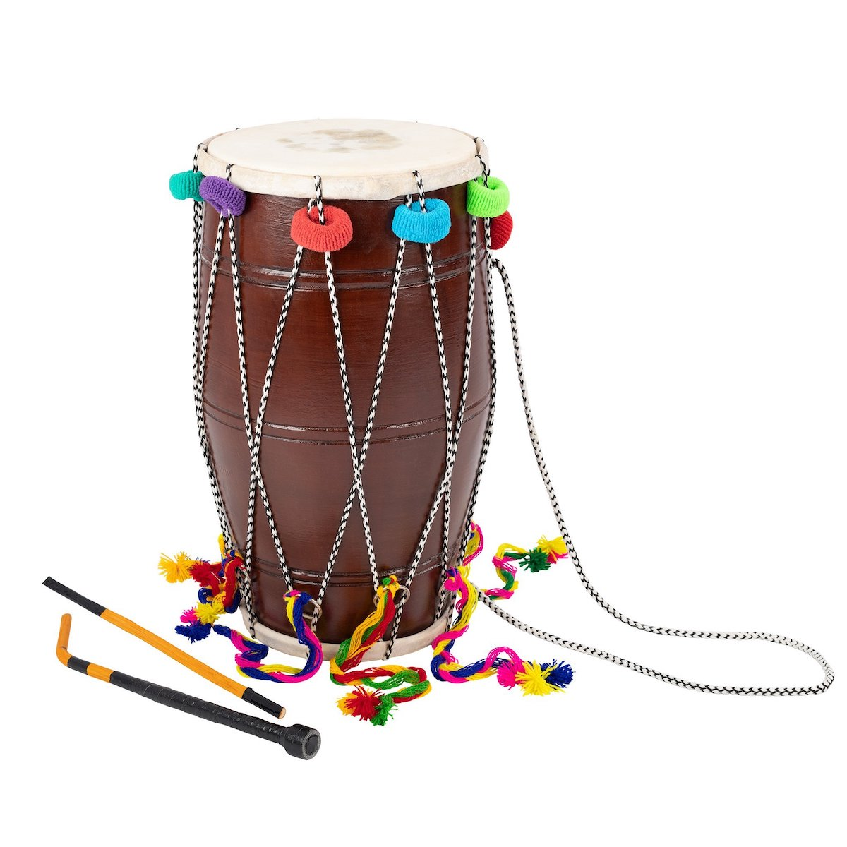 Percussion Plus Large Bhangra Dhol