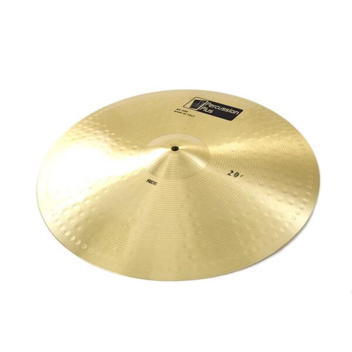 "Percussion Plus 20"" Ride Cymbal"