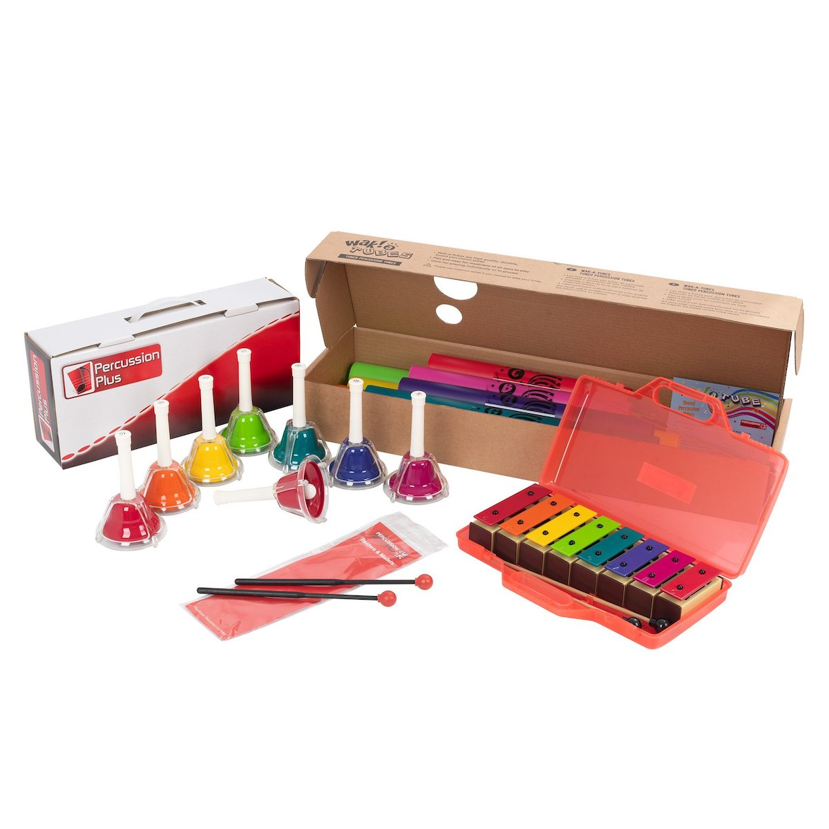 Percussion Plus Colour & Play Percussion Kit