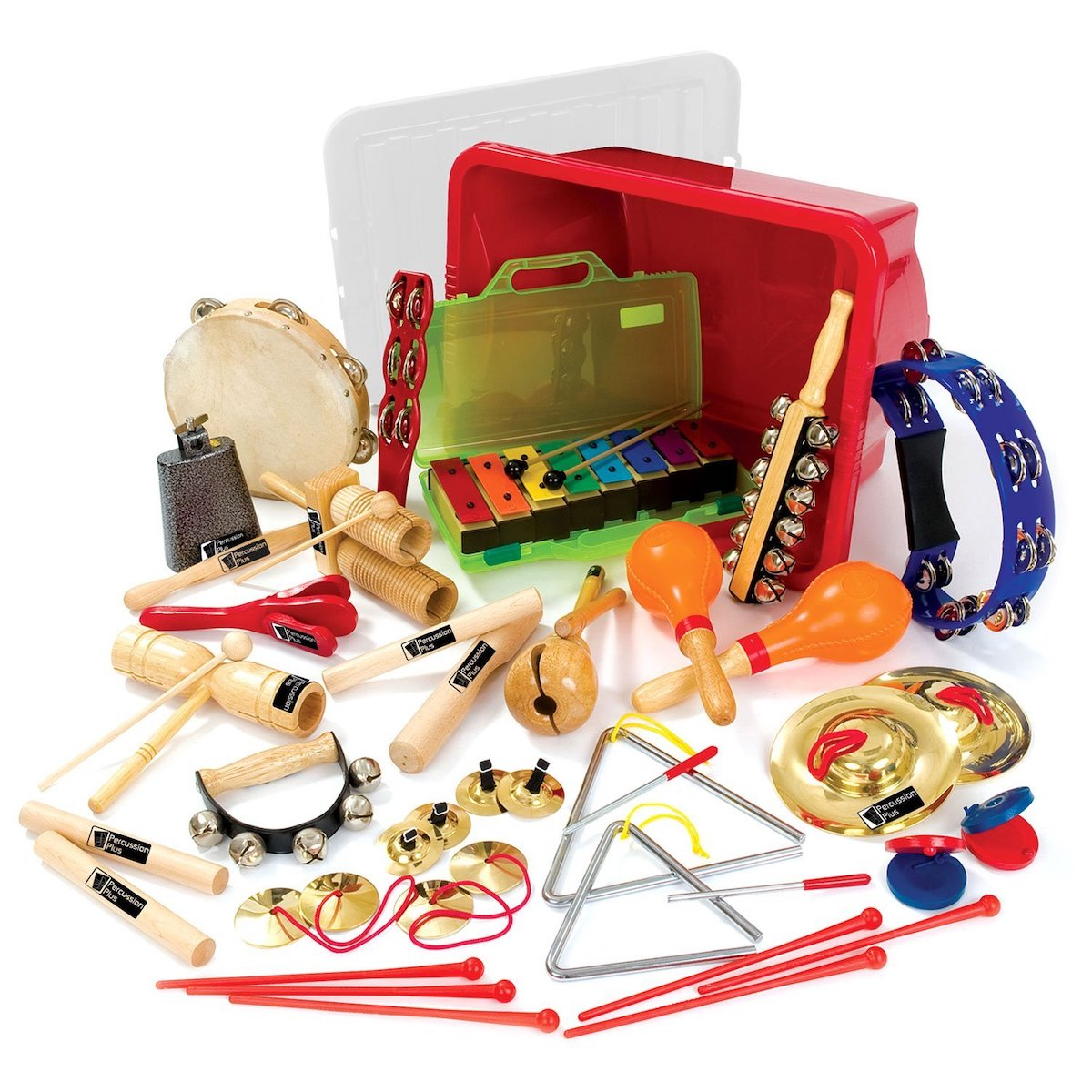 Percussion Plus Class Percussion Pack