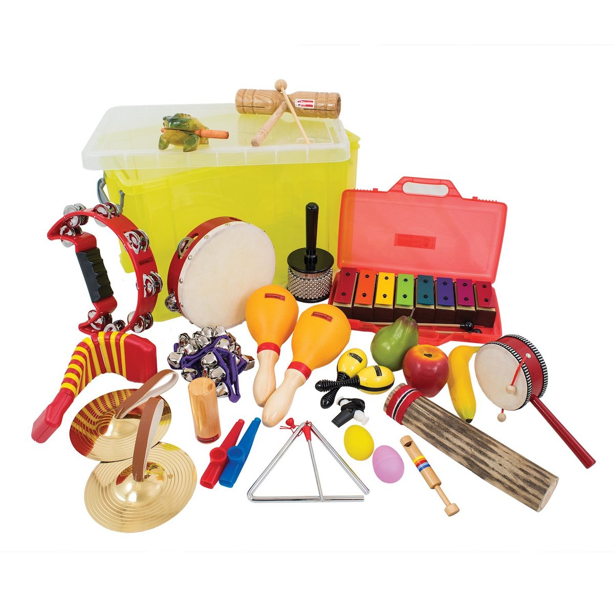Percussion Workshop Sensory Pack