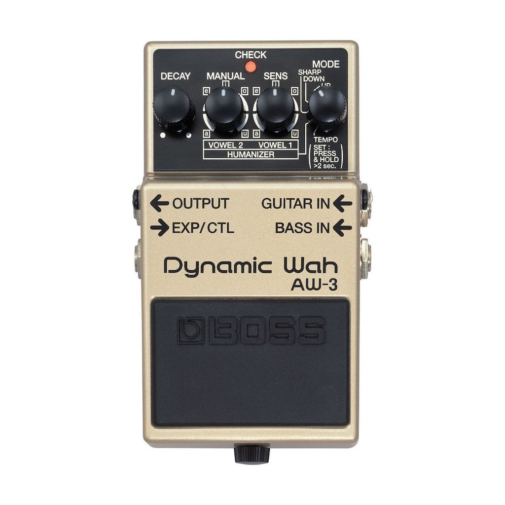 Boss Dynamics & Filtering Pedals