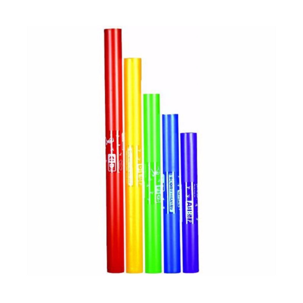 Boomwhackers C Major Chromatic Tuned Set