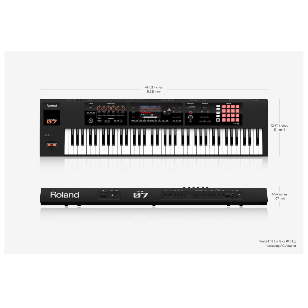 Roland FA Music Workstation