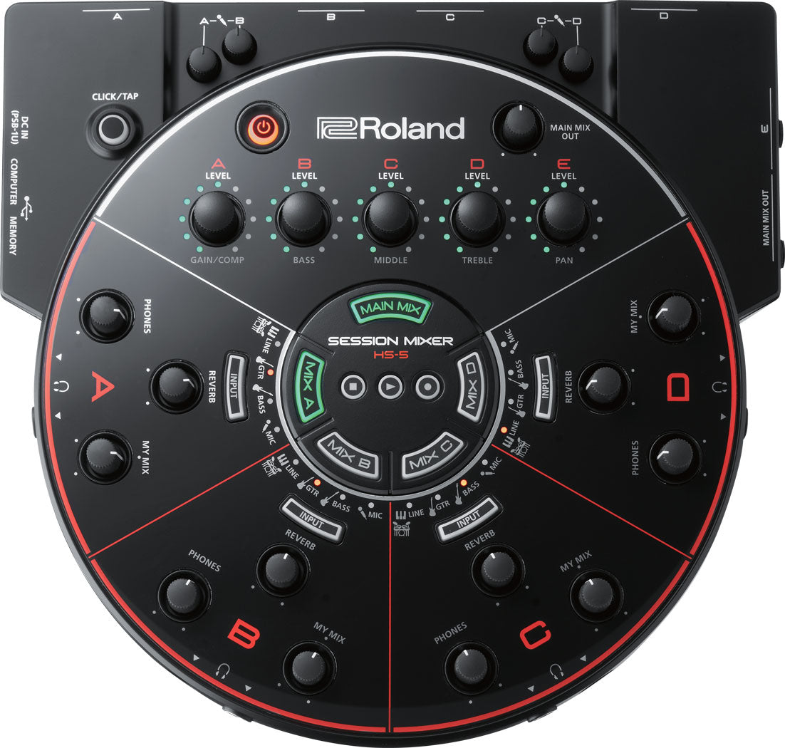 Roland HS-5 Session Amplifier