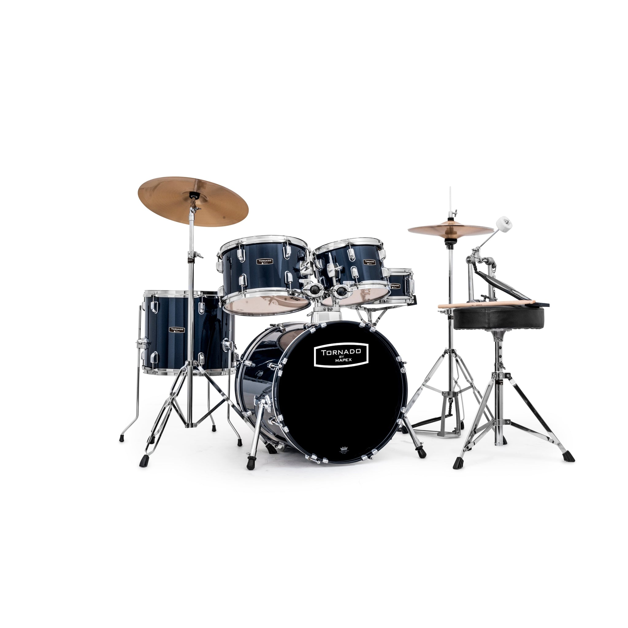 Mapex Tornado 22 Inch Rock Fusion Drum Kit (Series 3)