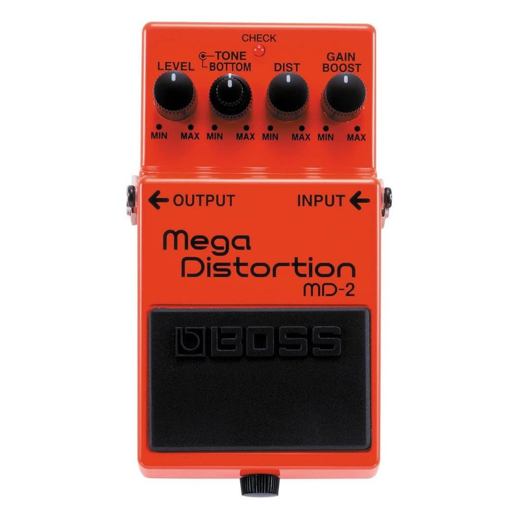 Boss Overdrive & Distortion Pedals