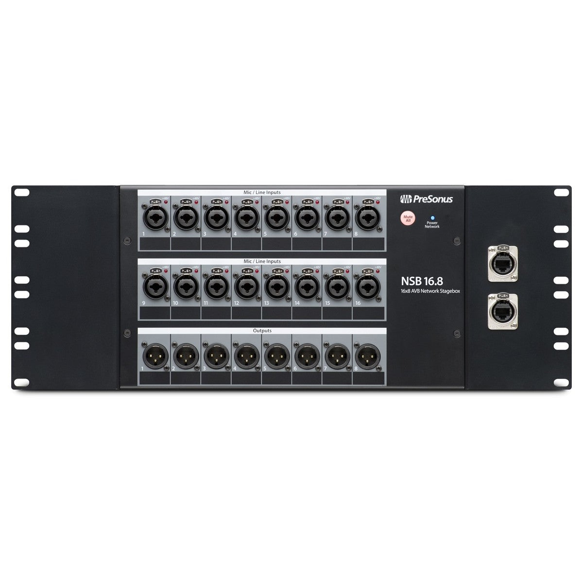 PreSonus NSB 16.8 AVB-Networked Stage Box