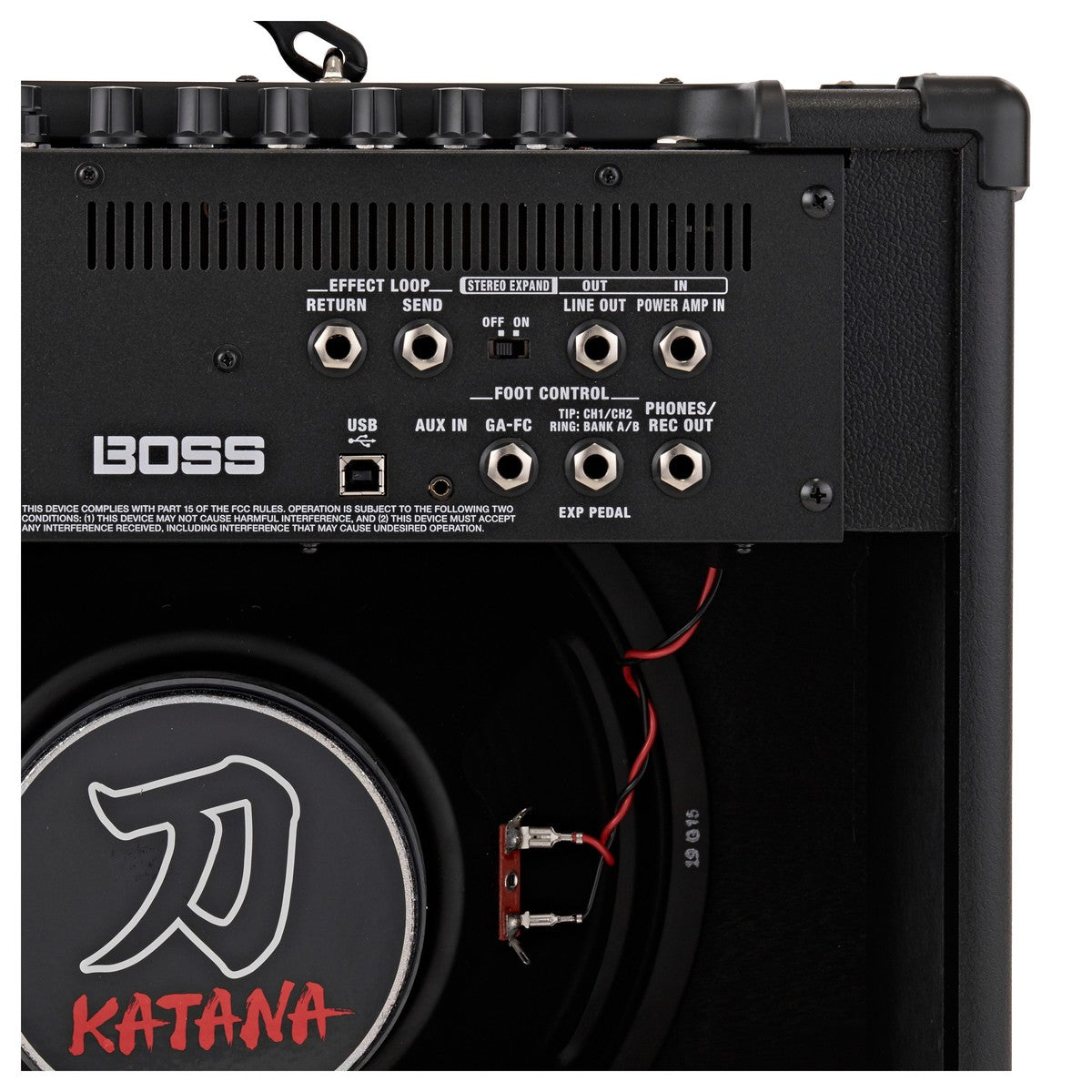 Boss Katana KTN-100 Mark II Guitar Amplifier