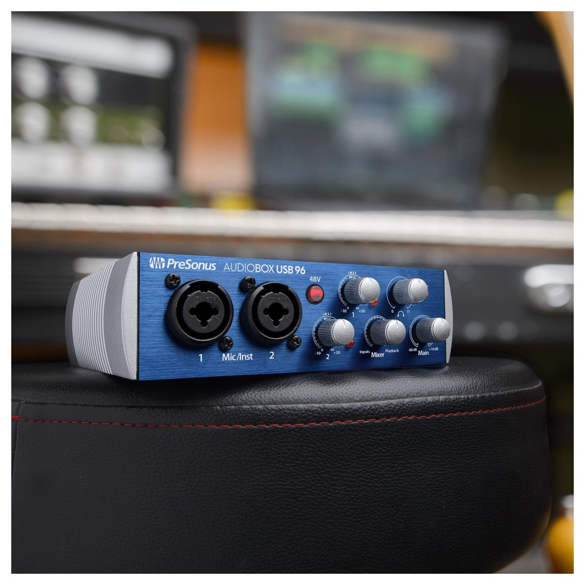 AudioBox USB® 96: 2x2 USB 2.0 Audio Interface