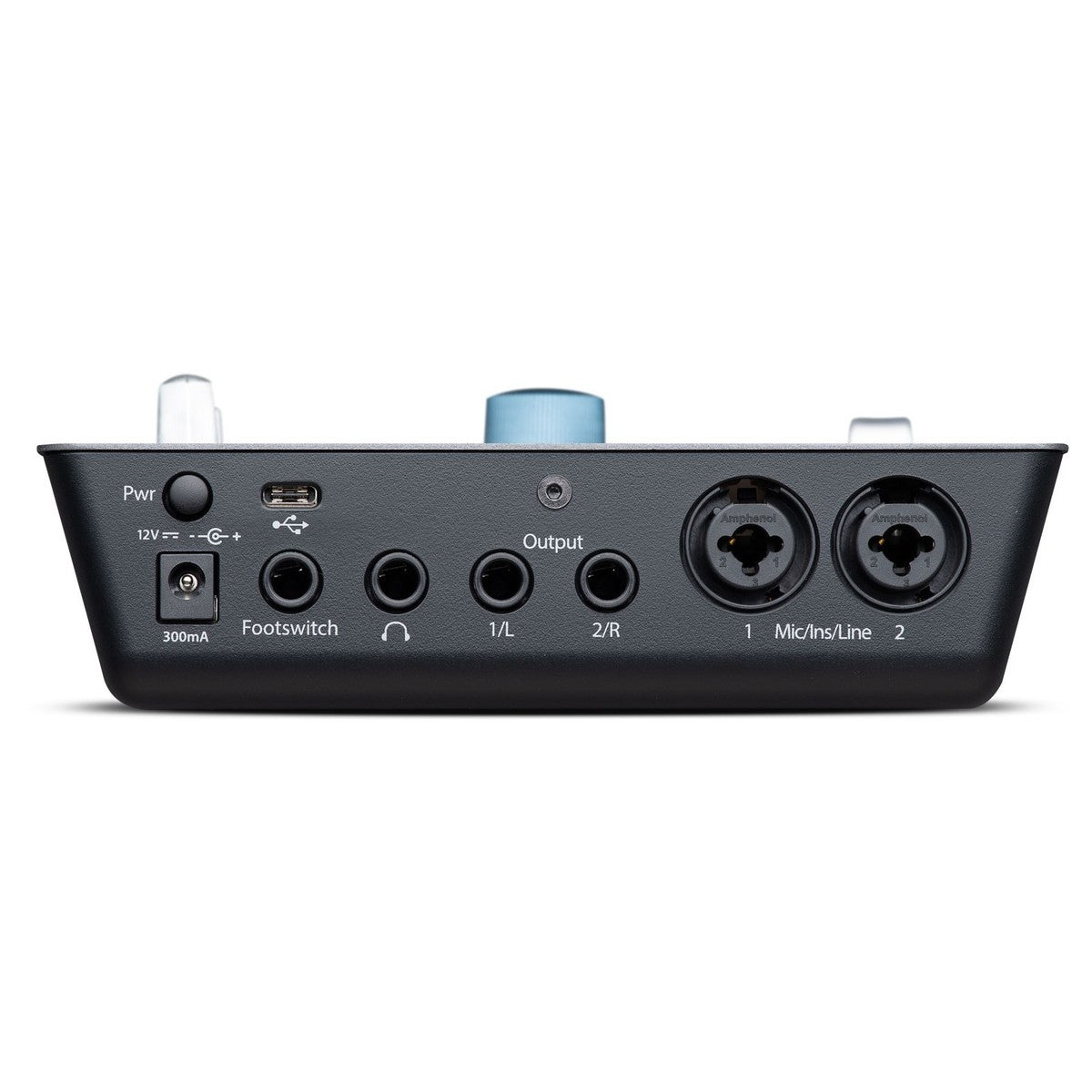 PreSonus ioStation 24c: 2x2 USB-C™ compatible audio interface and production controller