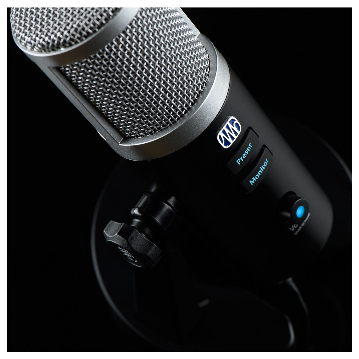 PreSonus Revelator: Professional USB microphone for streaming, podcasting, gaming, and more