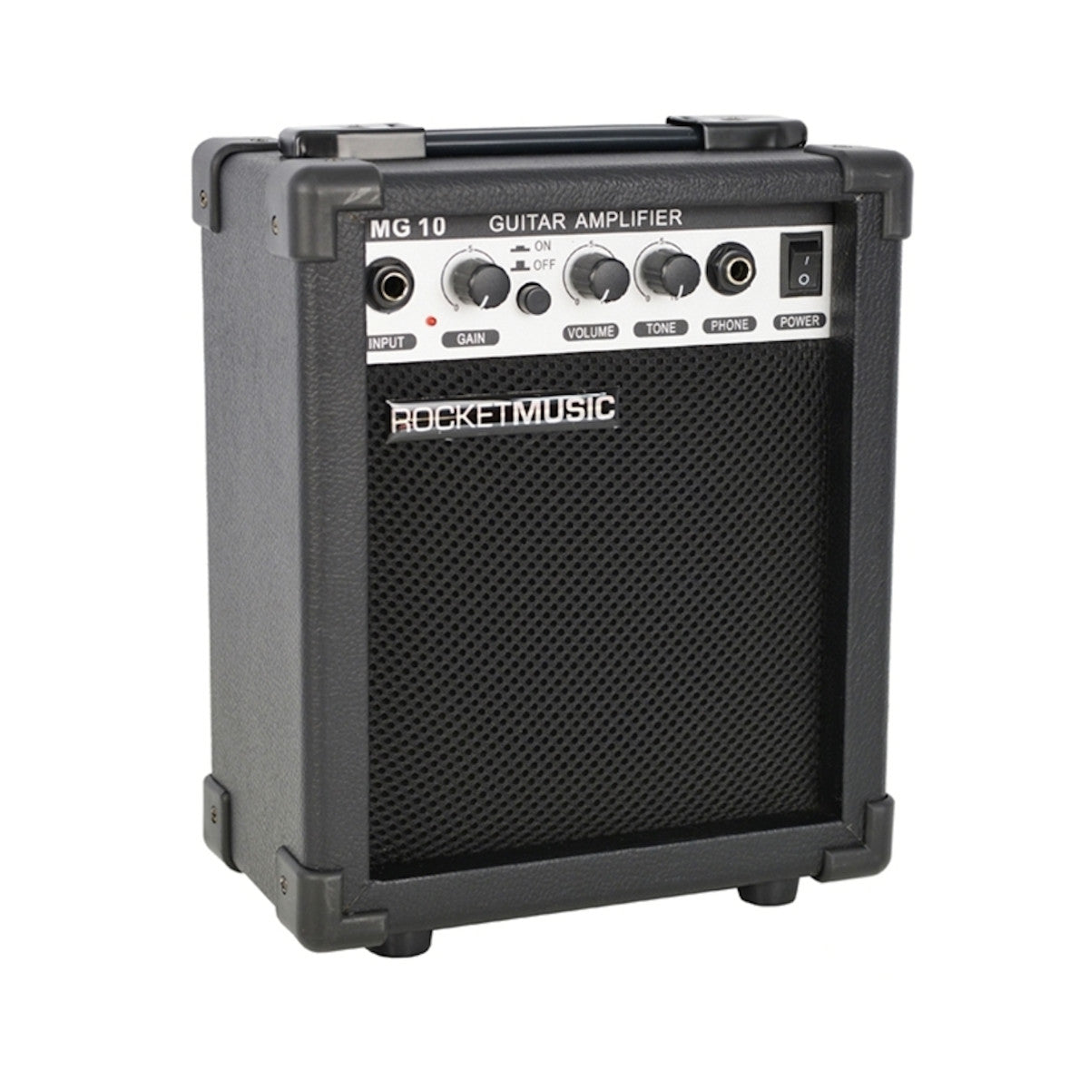 Rocket Microphone & Amp Bundle
