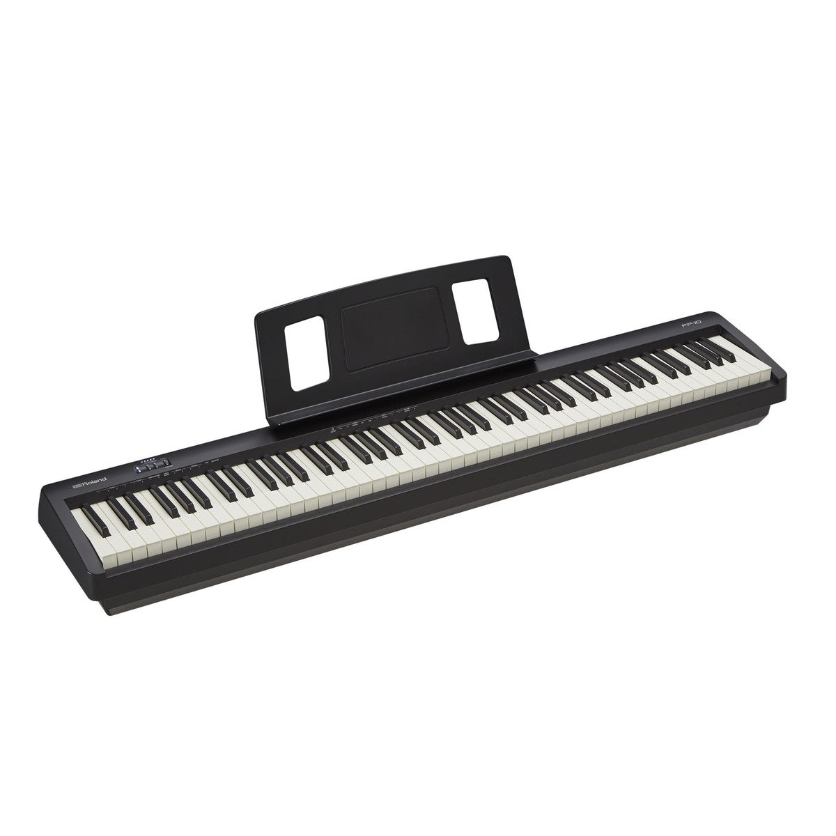 Roland FP-10 Digital Piano with stand, bench & headphones