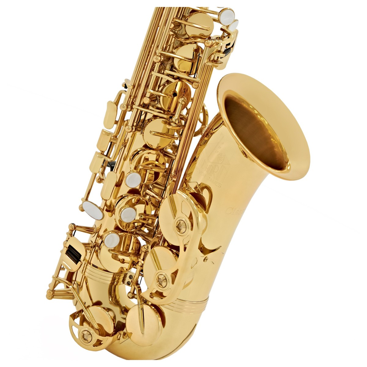 Trevor James Classic II Alto Saxophone with Gold Lacquer