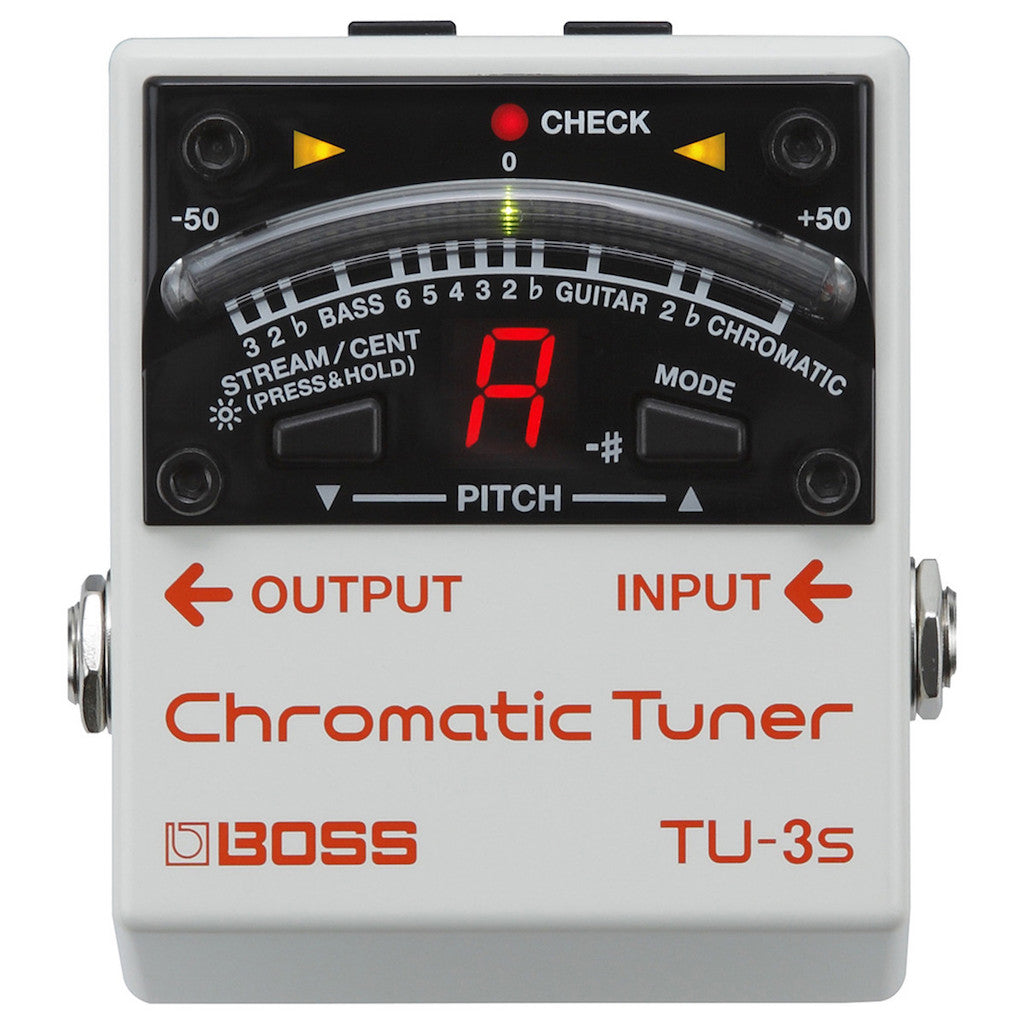 Boss Tuner Pedals
