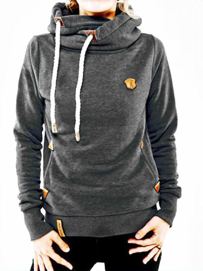 Regular Winter Long Sleeve Hoodie