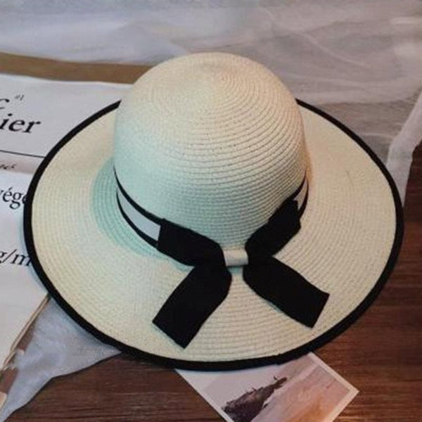 Straw Plaited Article Straw Hat Korean Summer Hats