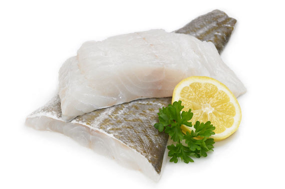 Norwegian/Atlantic Cod Fillet/挪威鳕鱼柳 - Fish-Girl.com