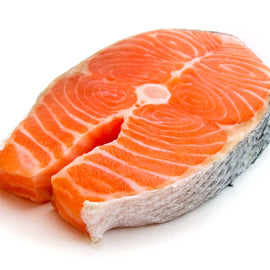 Norwegian Salmon (Block)/挪威三文鱼切块 - Fish-Girl.com