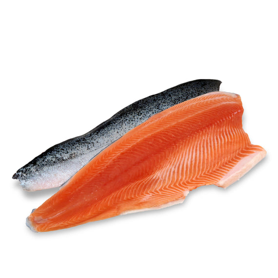 Air Flown Fresh Salmon Fillet /空运新鲜三文鱼柳 - Fish-Girl.com