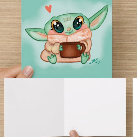 CUSTOM - Greeting Card