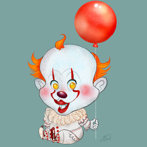 Baby Clown Design