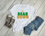 basha bear down tee