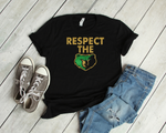 respect the bear boyfriend tee