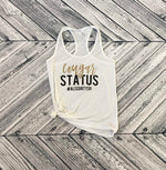 cougar status - customized