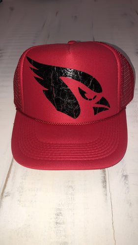 cardinals trucker hat