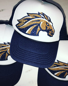 casteel trucker hat